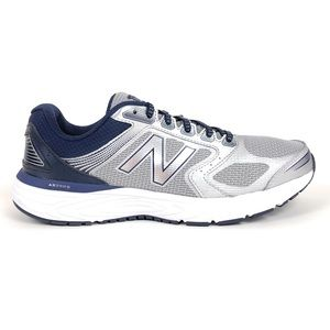 New Balance 560 v7 Silver Running Shoes D M560CN7